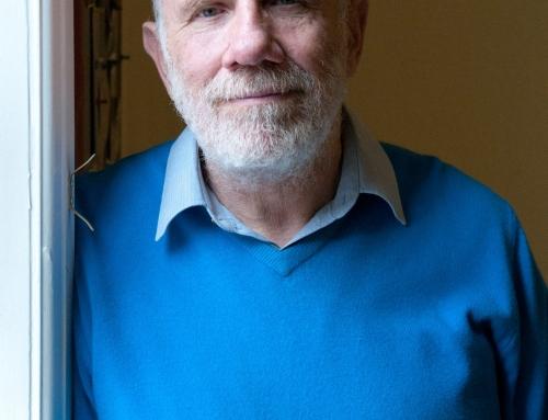 Bob Cooke, from United Kingdom